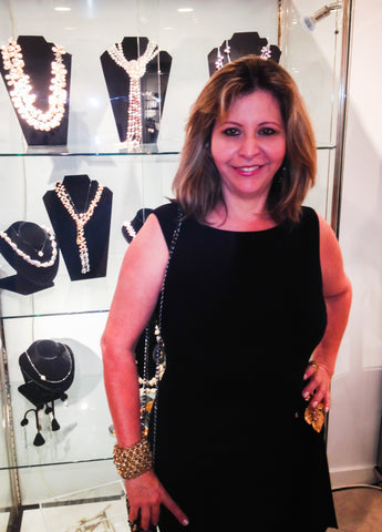 fashion jewelry designers  Miami Patricia Martinuzzi
