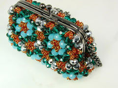 Beaded handbags online