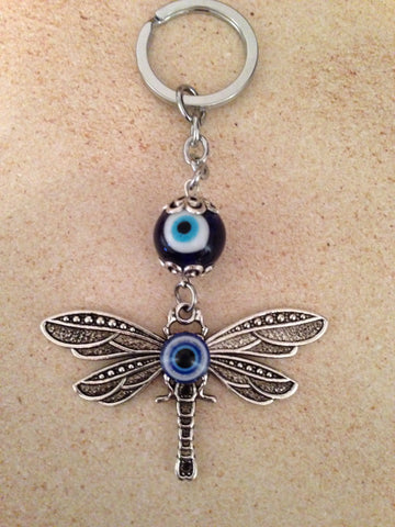 Dragonfly Good Luck Amulet .