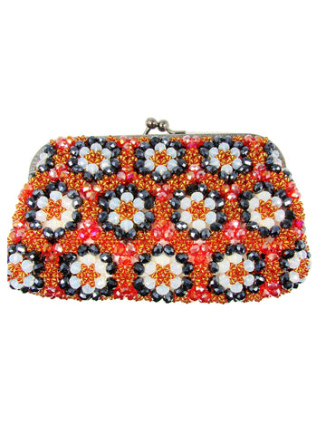 Beaded Party handbag for ladies Gemma