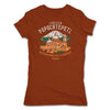 Akonkawa-Popocatepetl-Mexico-Clay-T-Shirt