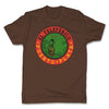 Akonkawa-Puerto-Plata-Dominican-Republic-Brown-Mens-T-Shirt