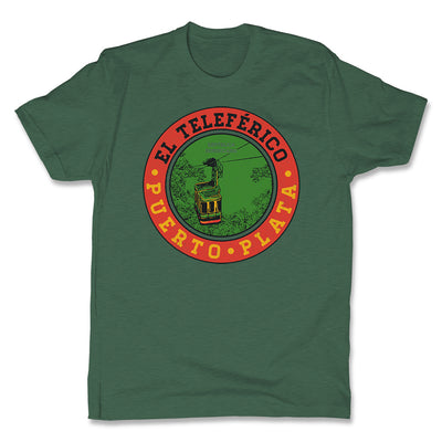 Akonkawa-Puerto-Plata-Dominican-Republic-Green-Mens-T-Shirt