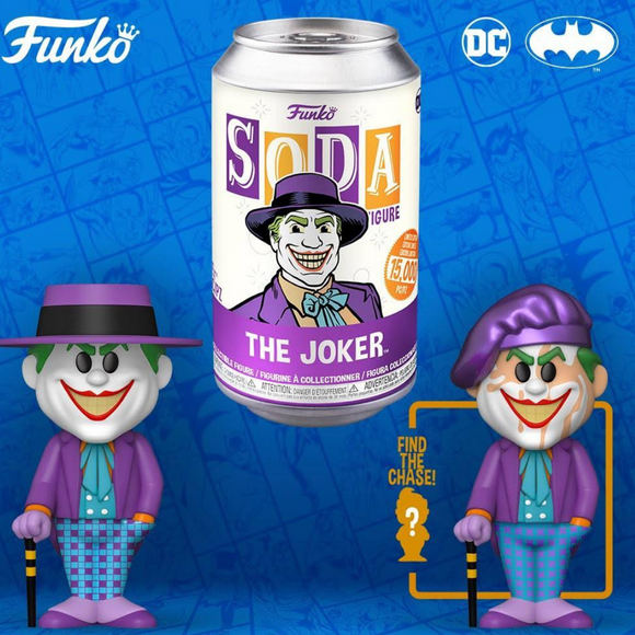 Funko Vinyl SODA The Joker