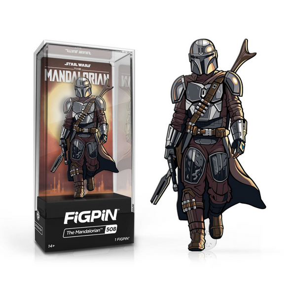 FIGPIN - The Mandalorian 3