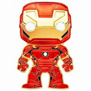 Funko Pop! Pin Marvel Iron Man