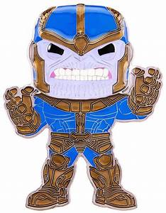 Funko Pop! Pin Marvel Thanos