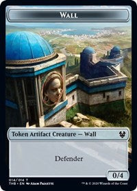 Wall Token [Theros Beyond Death] | High Tide Games