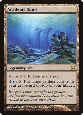 Academy Ruins [Modern Masters] | High Tide Games