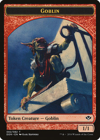 Goblin Token [Duel Decks: Speed vs. Cunning] | High Tide Games