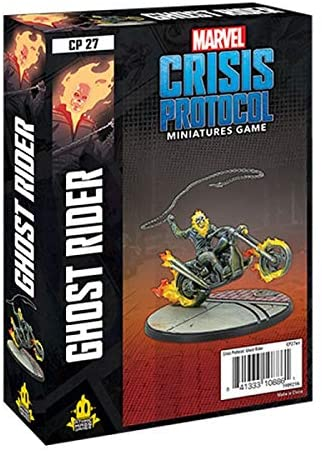 Marvel Crisis Protocol - Ghost Rider | High Tide Games