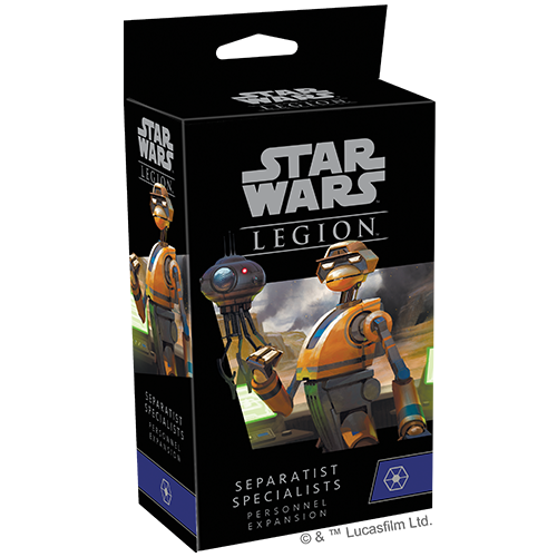 Star Wars Legion: Separatist Specialists Personnel Expansion (PreOrder) | High Tide Games