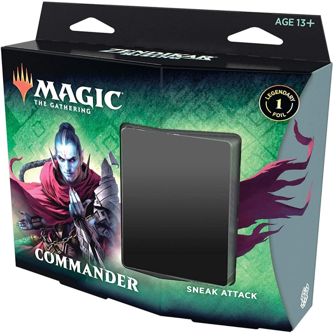 Zendikar Rising Commander Decks (PreOrder) | High Tide Games