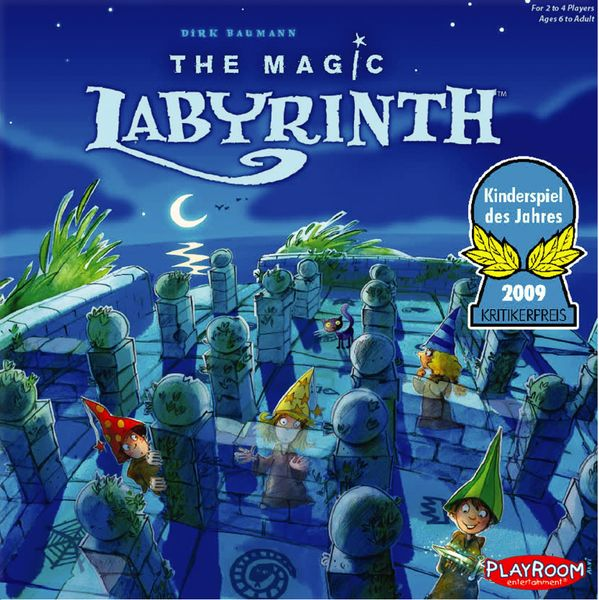 The Magic Labyrinth | High Tide Games