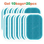 EMS Replacement Gel Sheets Pads For Training Gear ABS