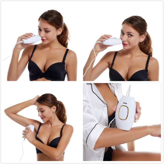 FullBody IPL Laser Hair Removal Handset