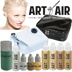 Cosmetic Airbrush System - FAIR Tone