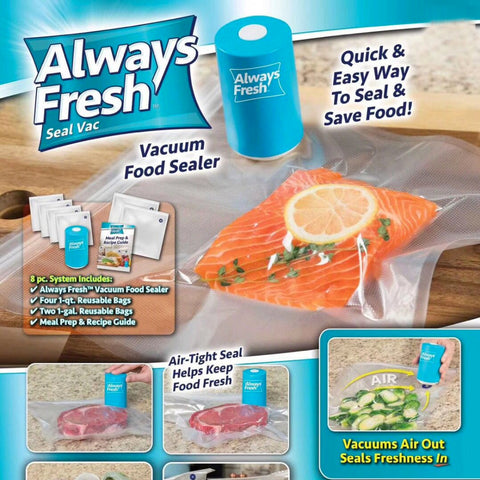 Appareil Sous Vide Alimentaire Always Fresh