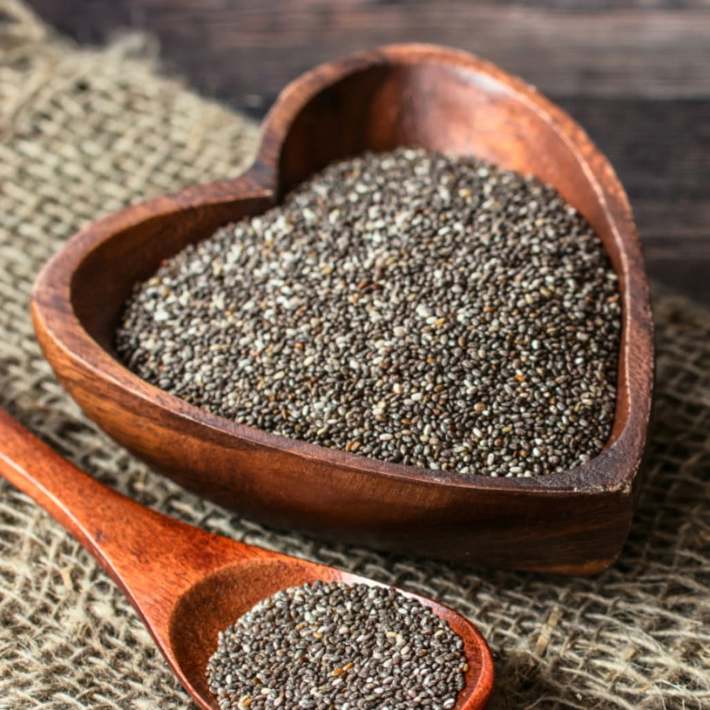 The History and Benefits of Chia Seeds