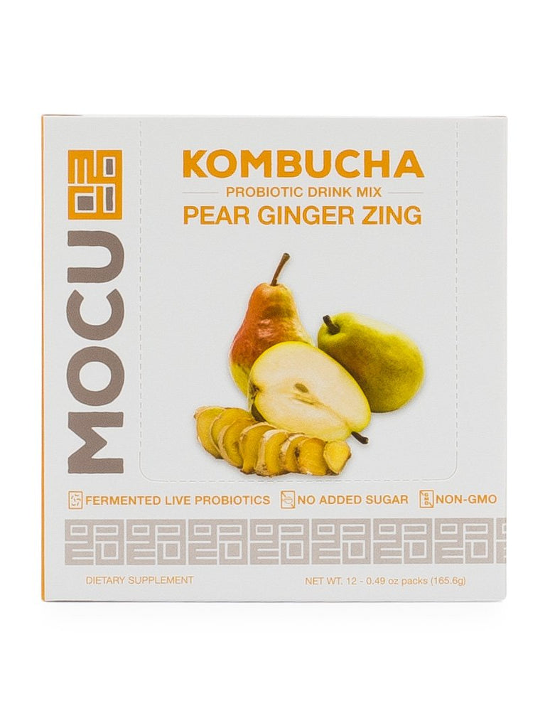 Kombucha Pear Ginger Zing Drink Mix