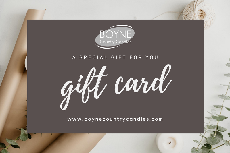 Boyne Country Candle eGift Card