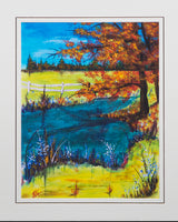 Autumn - Artist Collection 10 x 12 Fine Art Print