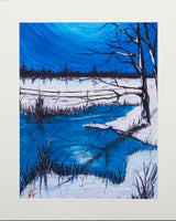 Winter - Artist Collection 10 x 12 Fine Art Print