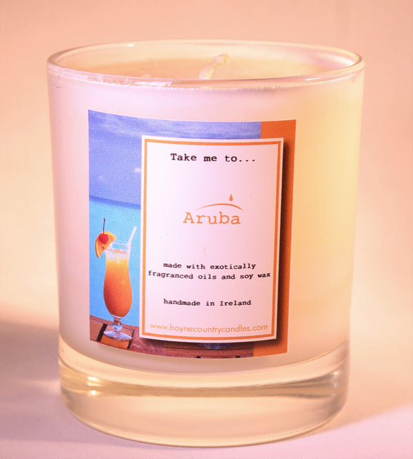 Take me to ...... Aruba Candle - 30cl