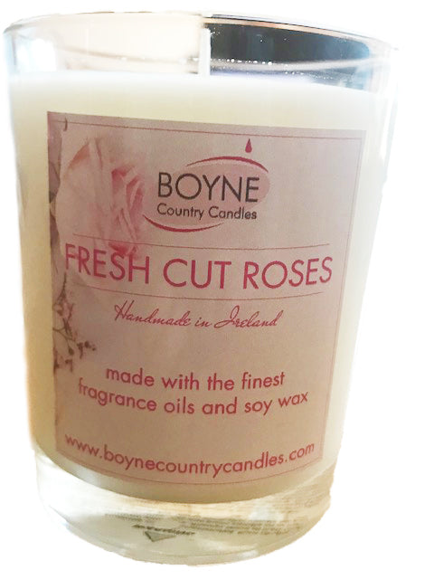 Fresh Cut Roses Candle - 30cl