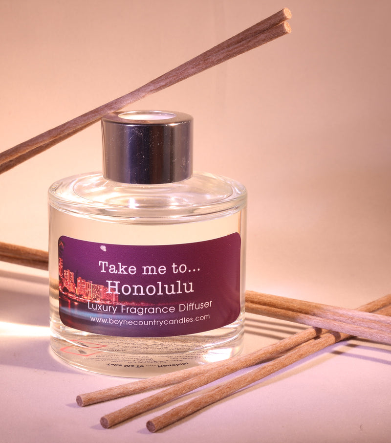 Take me to ...... Honolulu diffuser