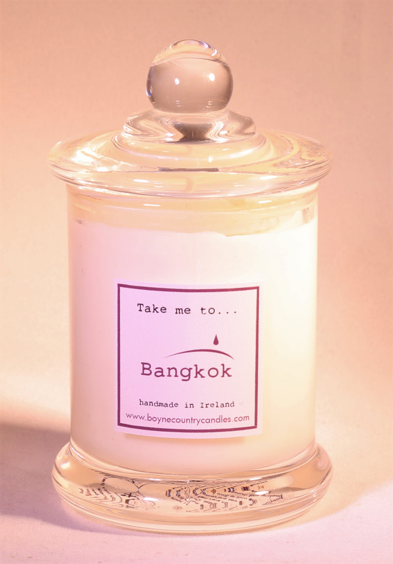 Take me to ..... Bangkok Candle - 10cl