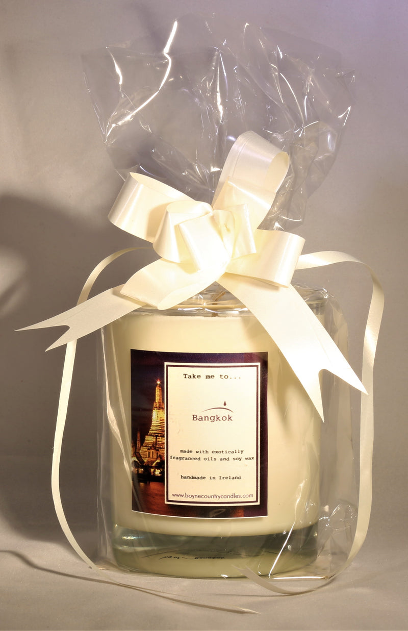 Take me to ...... Bangkok Candle - 30cl