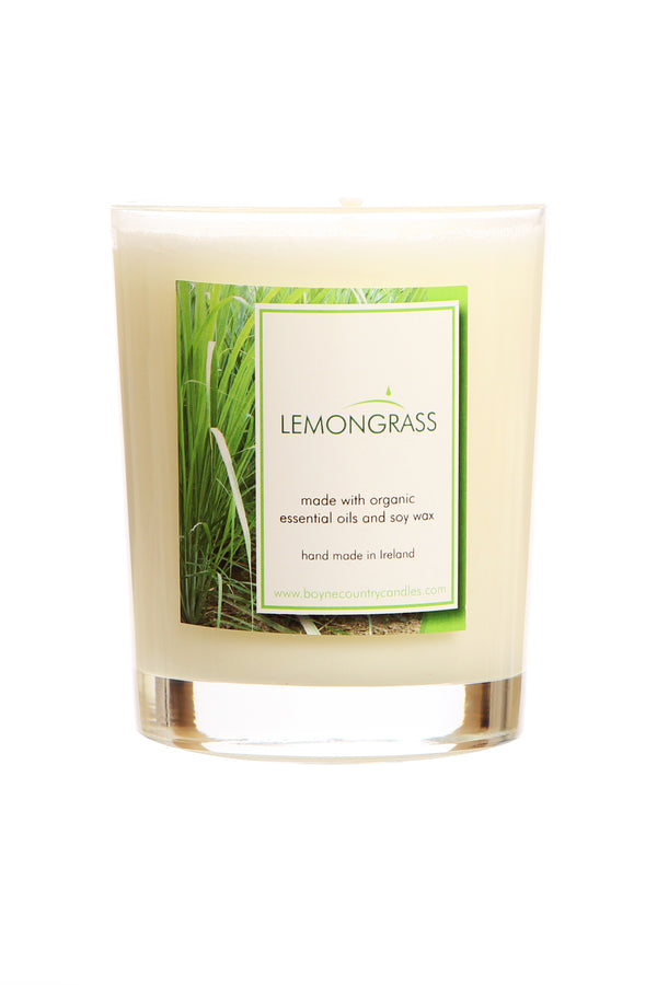 Lemongrass Candle - 30cl