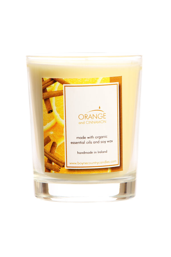 Sweet Orange & Cinnamon Candle 30cl