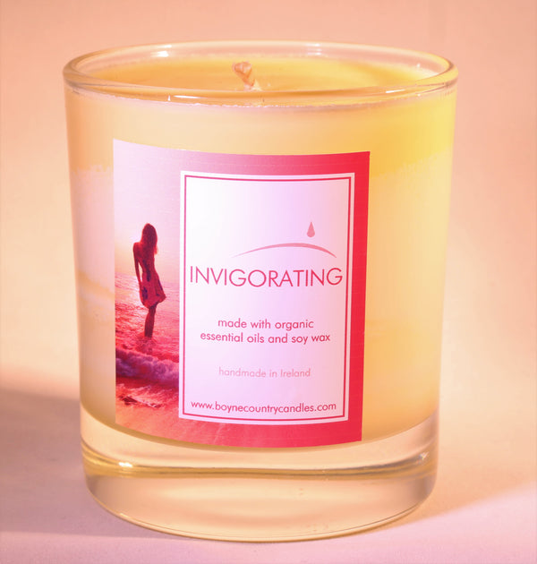 Invigorating  Candle 30cl