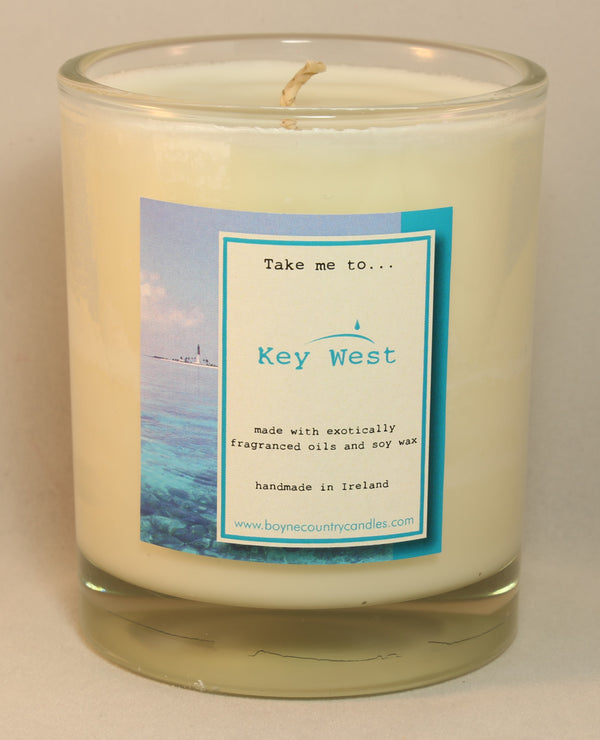 Take me to ..... Key West Candle - 30cl