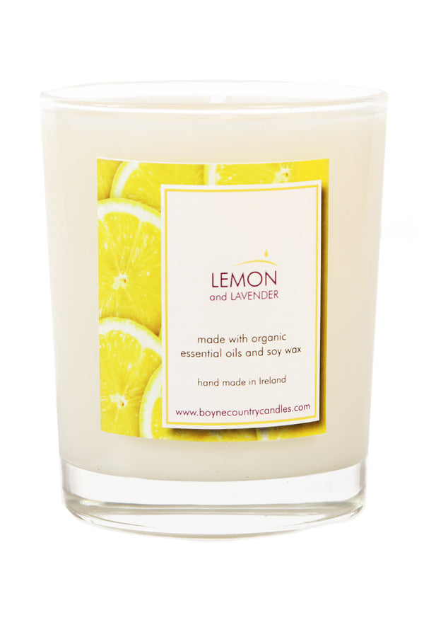 Lemon and Lavender Candle - 30cl