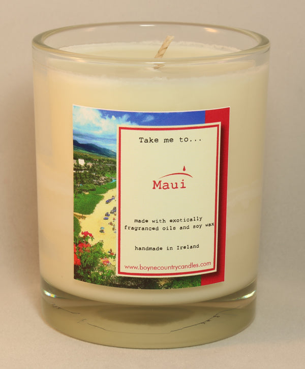 Take me to ...... Maui Candle - 30cl