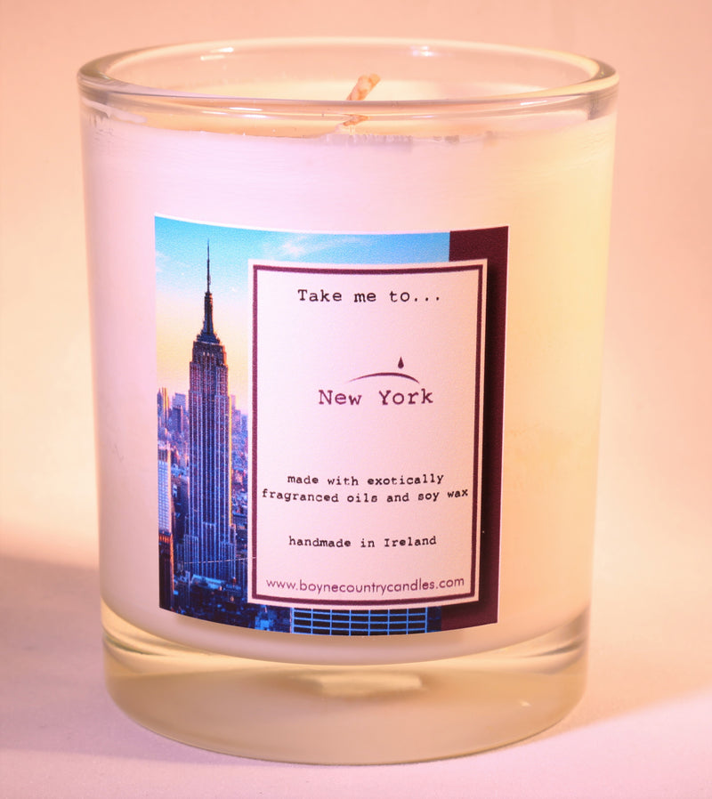 Take me to ...... New York Candle - 30cl