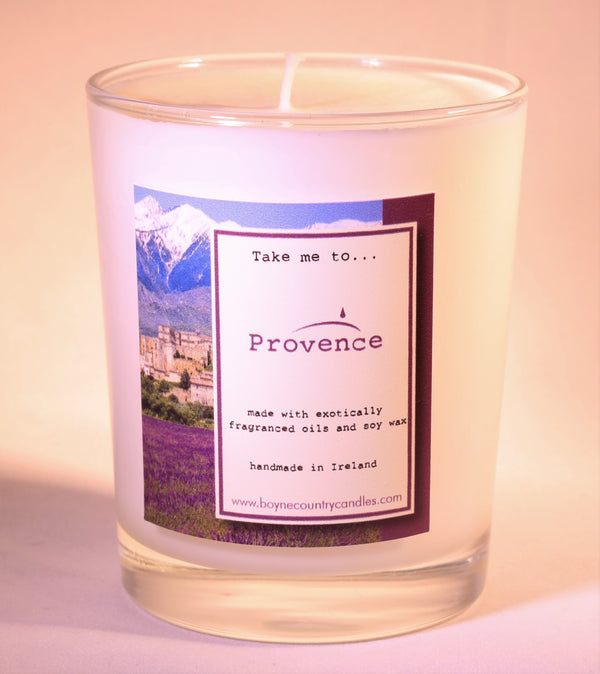 Take me to ...... Provence Candle - 30cl