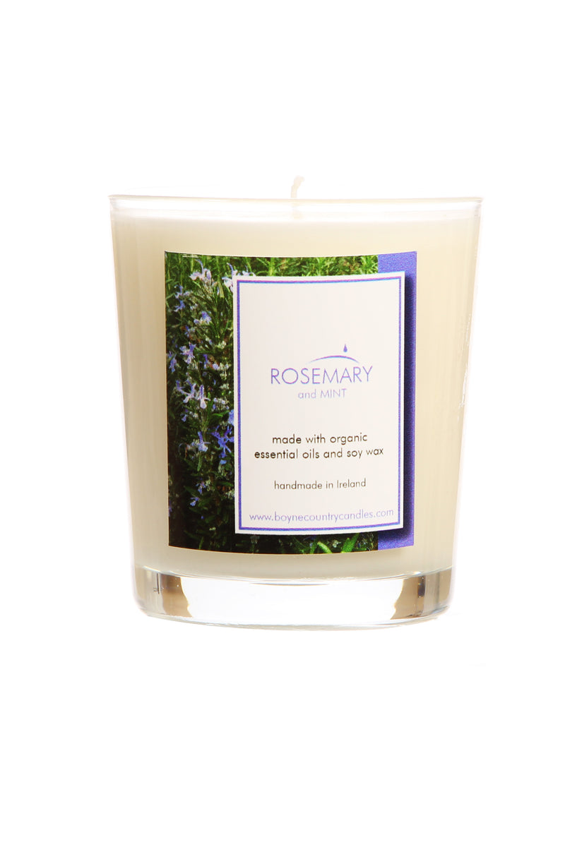 Rosemary and Mint Candle - 30cl