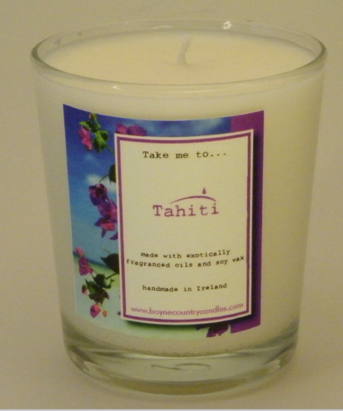 Take me to ..... Tahiti Candle - 27cl