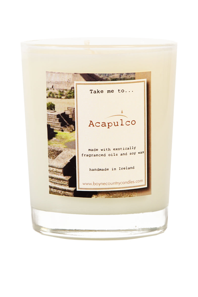 Take me to ...... Acapulco Candle - 30cl