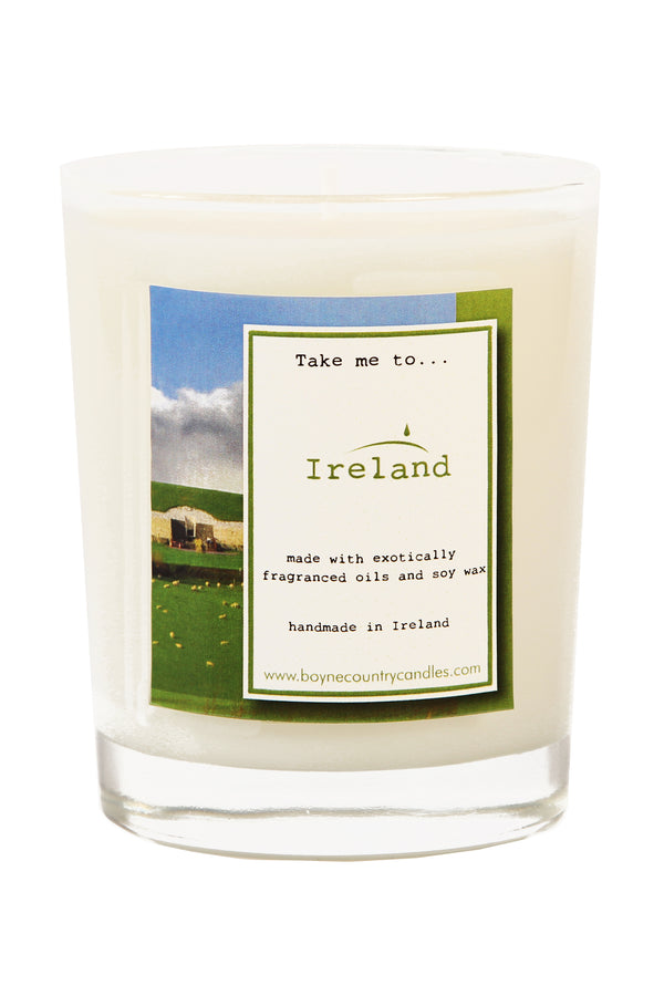 Take me to ..... Ireland Candle - 30cl
