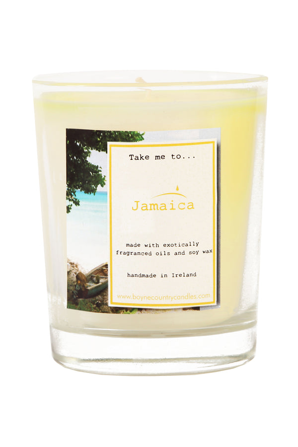 Take me to ...... Jamaica Candle - 30cl