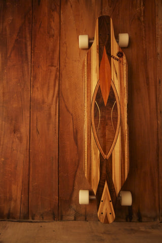 Longboard Pieces