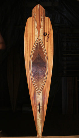 "Warren Pieces Pintail  ""The Dark Heart"""