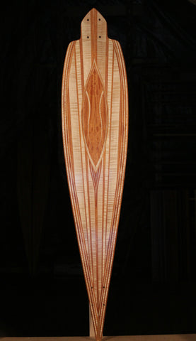 "Warren Pieces Pintail  ""Maple Pinner"""
