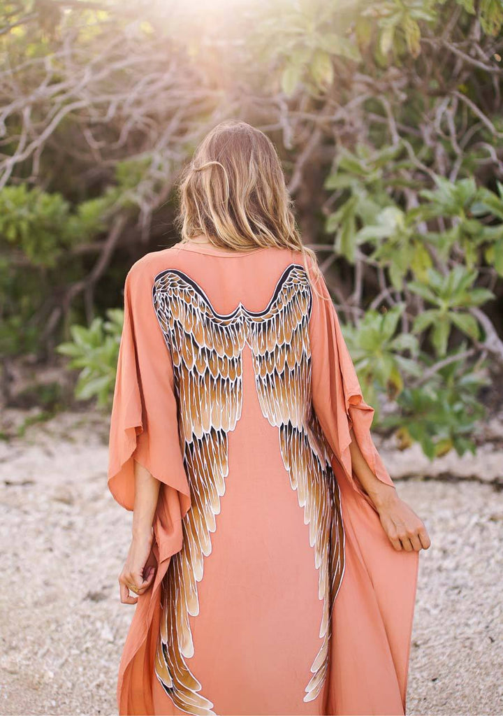 Desert Orange with Caramel Wings