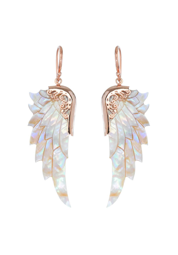 OPAL WONDER WINGS ROSE GOLD